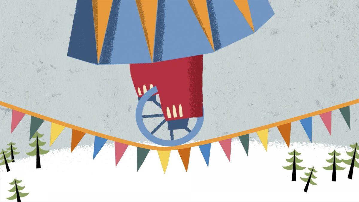 цирк — шапка