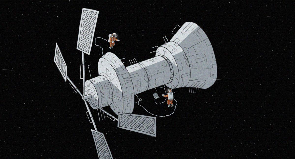 космос — обложка