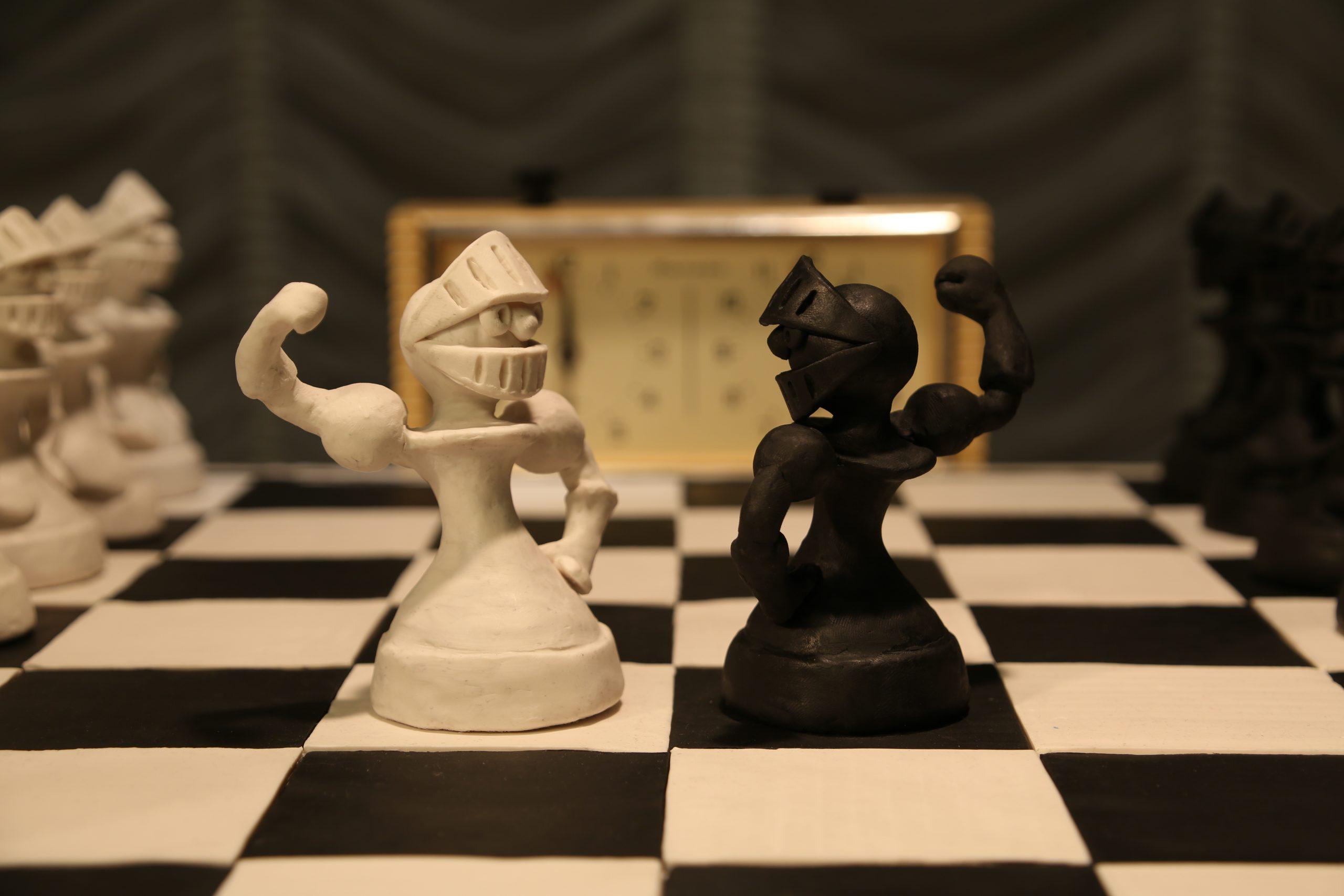 Шахматы1 - Будь здорова